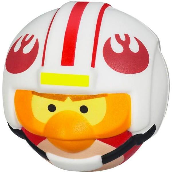 Купить Воздушные бойцы Angry Birds Star Wars Люк Скайуокер (Hasbro) в интернет магазине игрушек и детских товаров