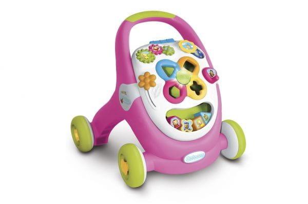 Купить Развивающая каталка-ходунки Cotoons (Smoby) в интернет магазине игрушек и детских товаров