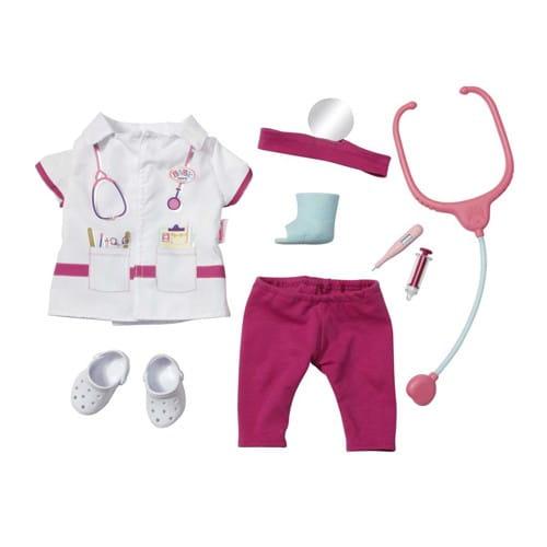 Купить Одежда доктора Baby born (Zapf Creation) в интернет магазине игрушек и детских товаров