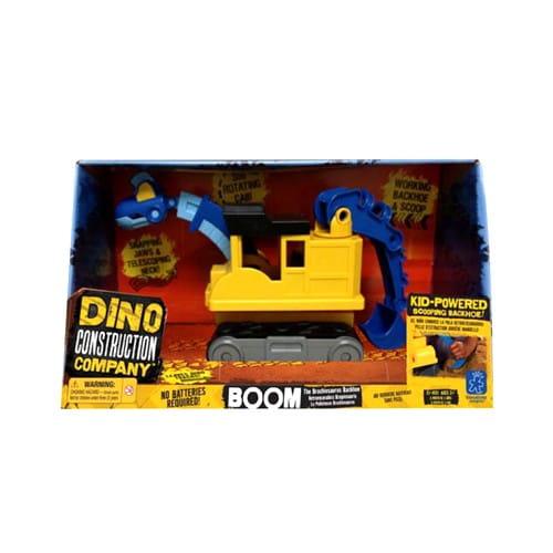Купить Экскаватор-динозавр Daesung - синий в интернет магазине игрушек и детских товаров
