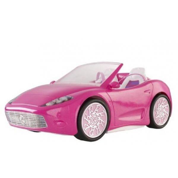 Купить Машина Barbie Барби Гламурный кабриолет (Mattel) в интернет магазине игрушек и детских товаров