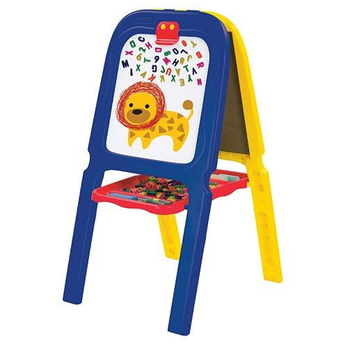 Купить Двухсторонний мольберт Crayola 3 в 1 в интернет магазине игрушек и детских товаров