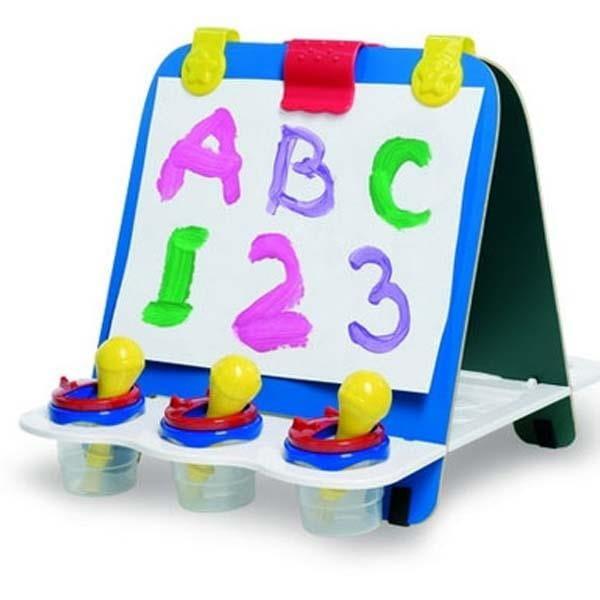 Купить Мой первый деревянный мольберт Crayola в интернет магазине игрушек и детских товаров