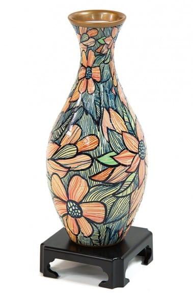 Купить Фигурный 3D пазл Pintoo Ваза - Мозаика (160 деталей) в интернет магазине игрушек и детских товаров
