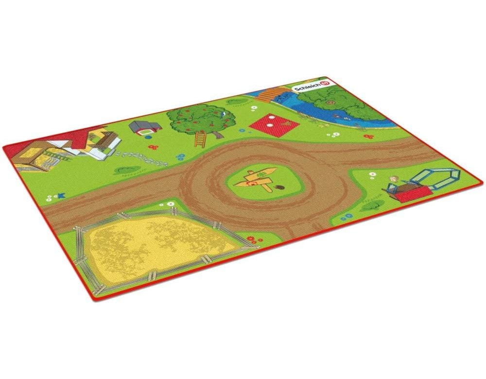 Ковер-ландшафт для игры SCHLEICH Жизнь на ферме
