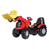 Фото Педальный трактор Rolly Toys rollyX-Trac Premium high-speed