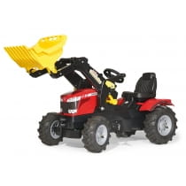Фото Педальный трактор Rolly Toys Farmtrac MF 8650
