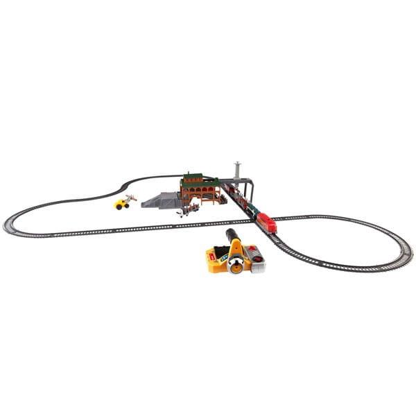 Купить Лесопогрузчик Power Trains на радиоуправлении в интернет магазине игрушек и детских товаров