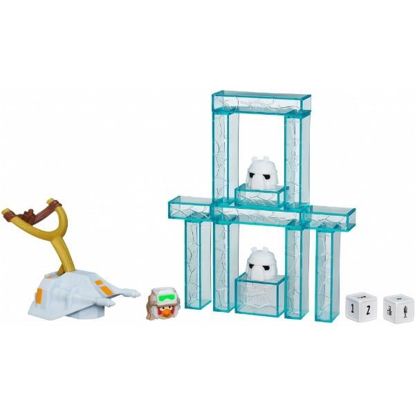 Купить Настольная игра Anrgy Birds Star Wars Jenga (Дженга) Сражение (Hasbro) в интернет магазине игрушек и детских товаров