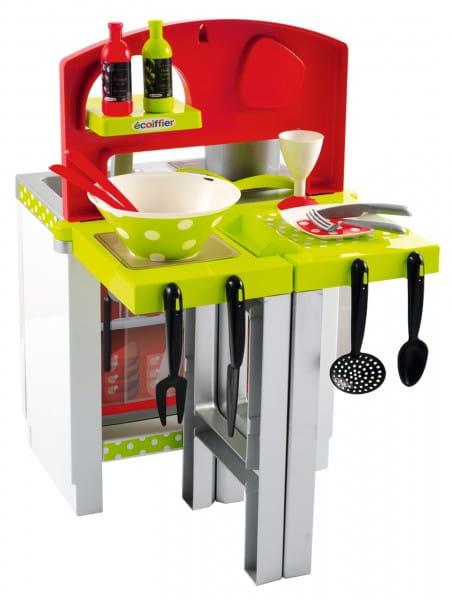 Купить Модульная кухня Ecoiffier в интернет магазине игрушек и детских товаров