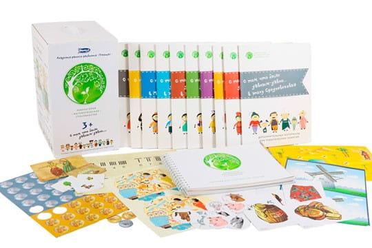Купить Комплект Умница Академия 3 курс - Лаборатория математических способностей в интернет магазине игрушек и детских товаров
