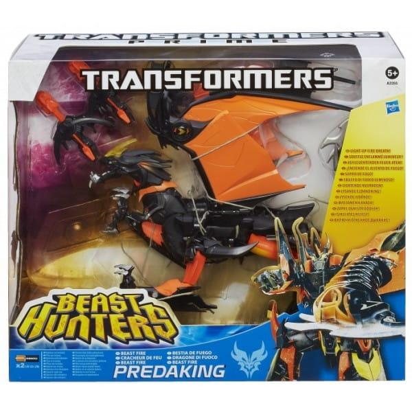 Купить Робот Transformers Beast Hunters (Охотники на чудовищ) - Predaking Предакинг (Hasbro) в интернет магазине игрушек и детских товаров
