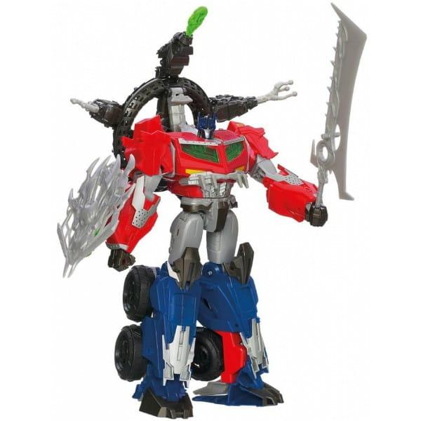 Купить Робот Transformers Beast Hunters (Охотники на чудовищ) - Оптимус Прайм Optimus Prime (Hasbro) в интернет магазине игрушек и детских товаров