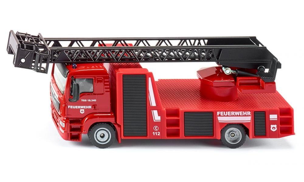Пожарный автомобиль SIKU Man