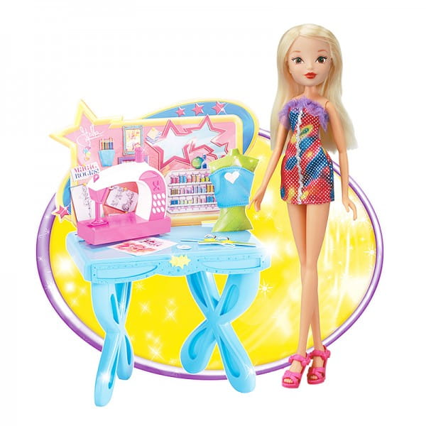 Купить Игровой набор Winx Club Модный дизайнер в интернет магазине игрушек и детских товаров