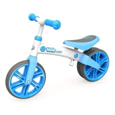 Беговел Yvolution Velo Junior - голубой