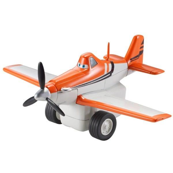 Купить Самолет Planes Дасти Dusty инерционный (Mattel) в интернет магазине игрушек и детских товаров