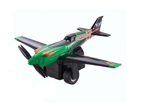 Купить Самолет Planes Рипслингер Ripslinger инерционный (Mattel) в интернет магазине игрушек и детских товаров