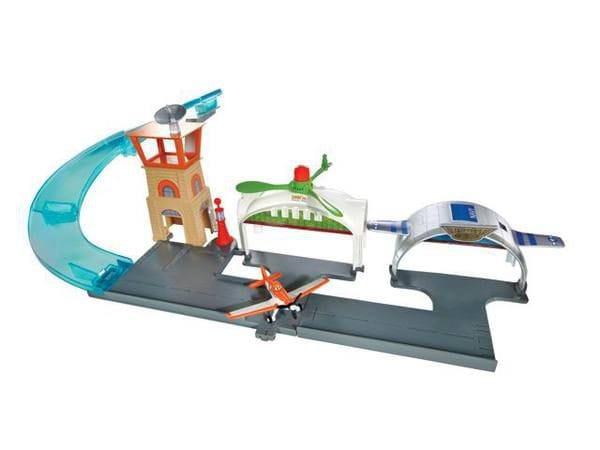 Купить Игровой набор Planes Аэродром (Mattel) в интернет магазине игрушек и детских товаров
