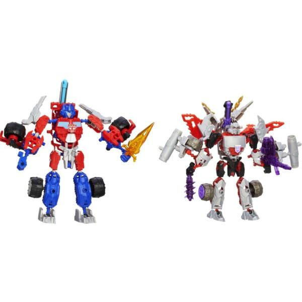 Купить Супер набор Transformers Собери робота - 135 деталей (Hasbro) в интернет магазине игрушек и детских товаров