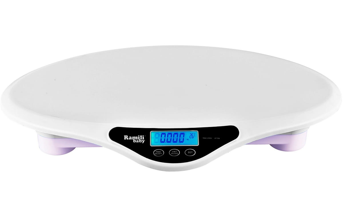 Детские электронные весы RAMILI RBS9000