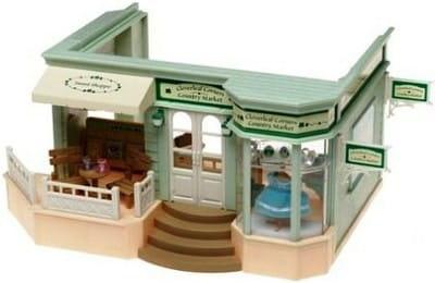 Купить Игровой набор Sylvanian Families Минимаркет в интернет магазине игрушек и детских товаров