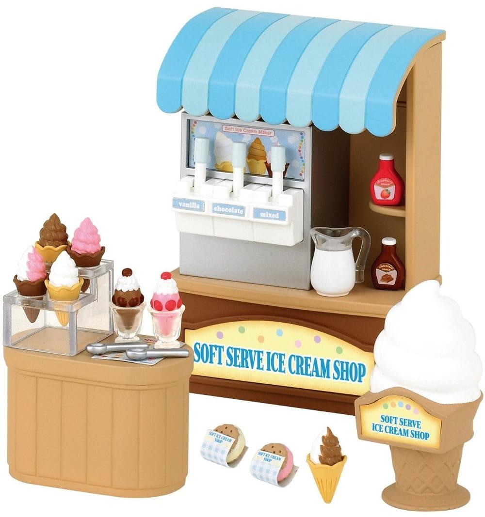 Игровой набор Sylvanian Families 2811 Магазин мороженого