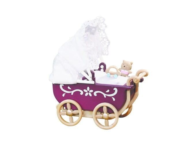 Купить Игровой набор Sylvanian Families Коляска для близнецов в интернет магазине игрушек и детских товаров
