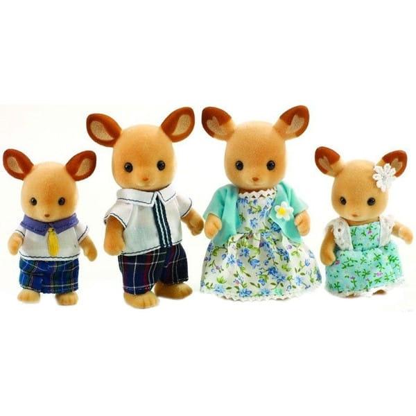 Купить Игровой набор Sylvanian Families Семья оленей в интернет магазине игрушек и детских товаров