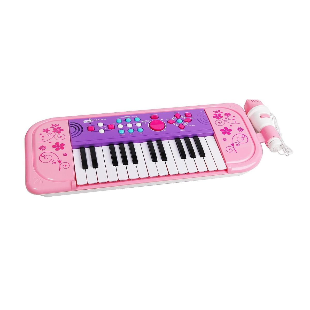 Синтезатор POTEX Starz Sing-Along Piano - pink