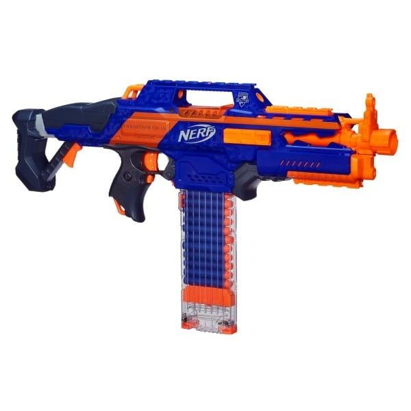 Купить Бластер Nerf Элит Каунтерстрайк (Hasbro) в интернет магазине игрушек и детских товаров