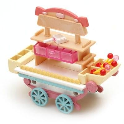 Купить Игровой набор Sylvanian Families Магазин конфет 2 в интернет магазине игрушек и детских товаров