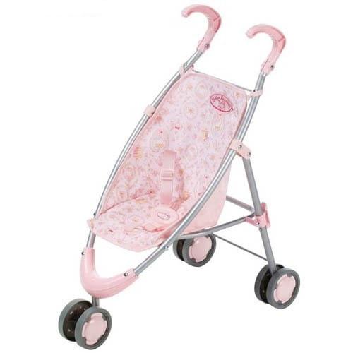 Купить Трехколесная коляска-трость Baby Annabell (Zapf Creation) в интернет магазине игрушек и детских товаров