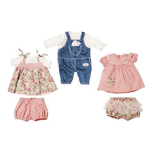 Купить Одежда My first Baby Annabell 36 см (Zapf Creation) в интернет магазине игрушек и детских товаров