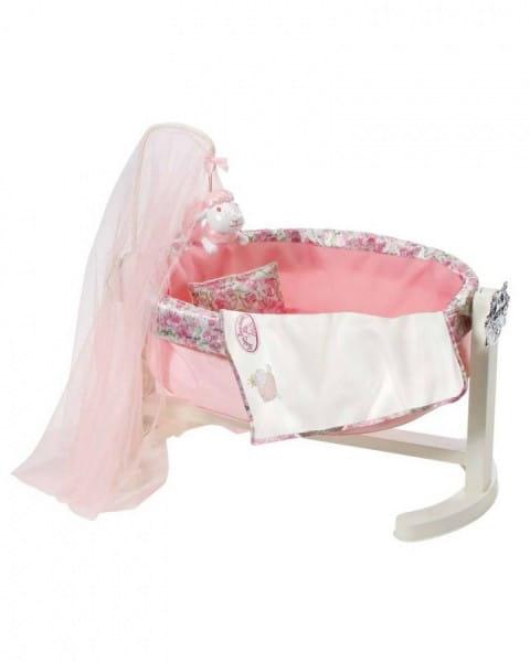 Колыбель Baby Annabell с ночником (Zapf Creation)