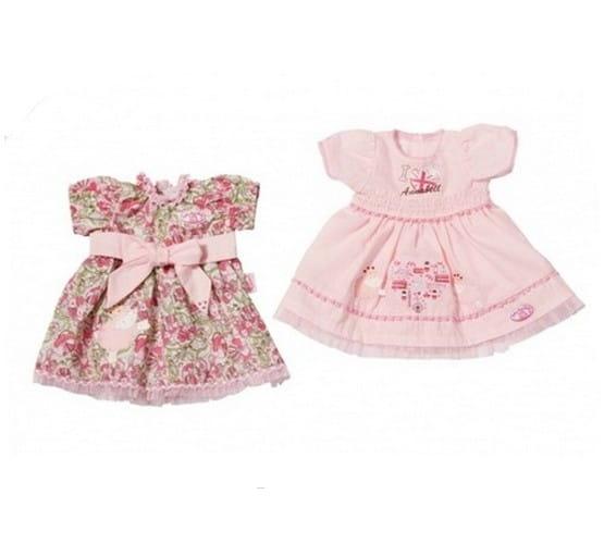 Купить Платье Baby Annabell 36 см (Zapf Creation) в интернет магазине игрушек и детских товаров