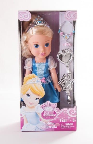 Кукла Disney Princess Принцессы Дисней Малышка 31 см