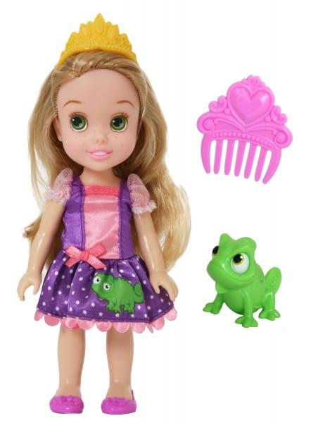 Кукла Disney Princess 754910 Принцессы Дисней Малышка с питомцем 15 см
