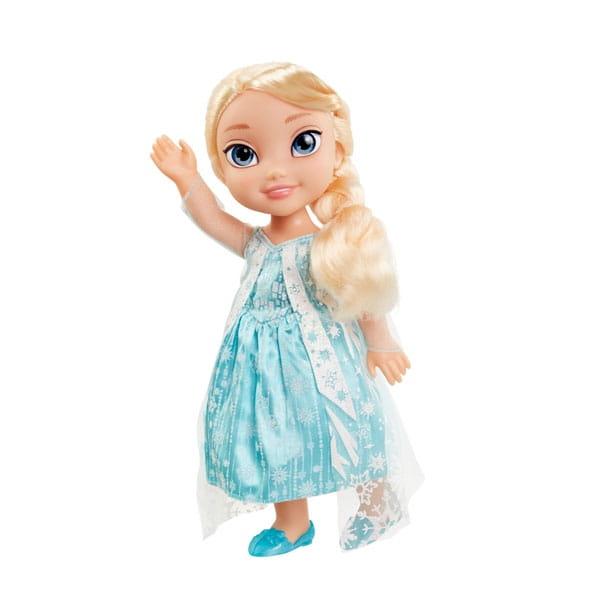 Кукла Disney Princess 310020 Принцесса Дисней Холодное Сердце Малышка Эльза 35 см