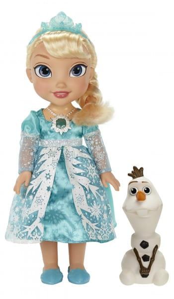 Кукла Disney Princess Принцессы Дисней Холодное Сердце - Эльза и Олаф