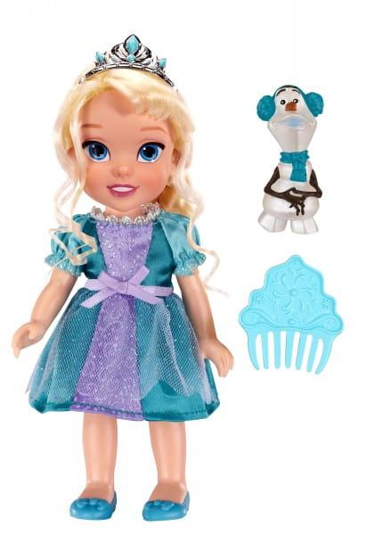 Кукла Disney Princess Принцессы Дисней Холодное Сердце с Олафом 15 см