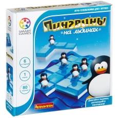 <b>Настольная игра BONDIBON Пингвины</b> на льдинах - купить по ...