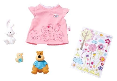 Купить Одежда Baby born и животные (Zapf Creation) в интернет магазине игрушек и детских товаров
