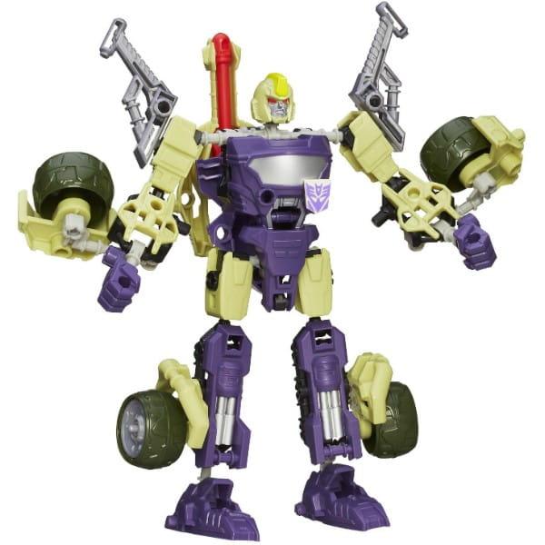 Купить Набор Собери робота Transformers Тройная трансформация Blitzwing (Hasbro) в интернет магазине игрушек и детских товаров