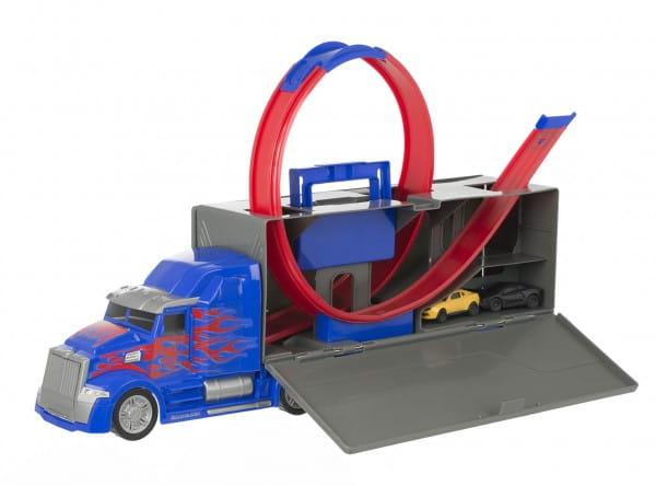 Купить Трек Transformers Оптимус Прайм (HTI) в интернет магазине игрушек и детских товаров