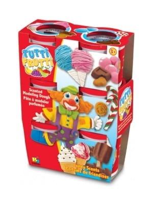 Купить Набор массы для лепки Bojeux Сладости в интернет магазине игрушек и детских товаров