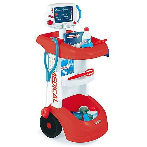 Купить Электронная тележка доктора Medical (Smoby) в интернет магазине игрушек и детских товаров