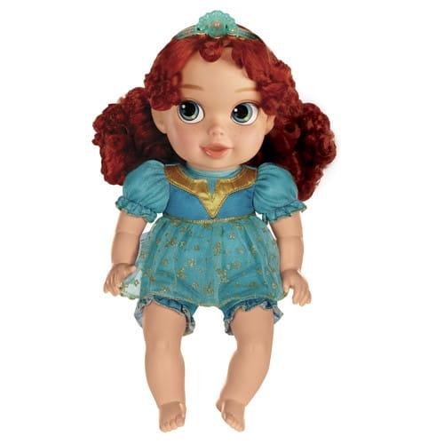 Купить Кукла-пупс Disney Princess Принцессы Дисней Мерида 31 см в интернет магазине игрушек и детских товаров
