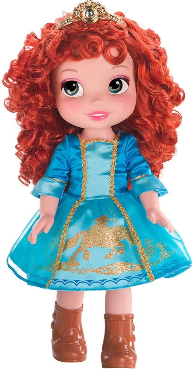 Кукла Disney Princess 758280 Принцессы Дисней Малышка Мерида 35 см