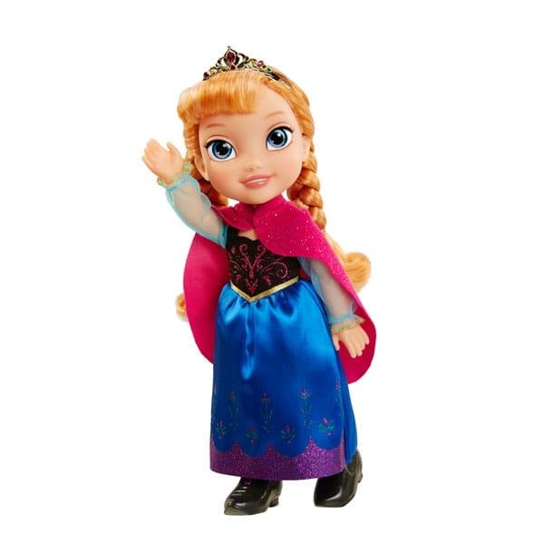 Кукла Disney Princess Принцесса Дисней Холодное Сердце Малышка Анна 35 см